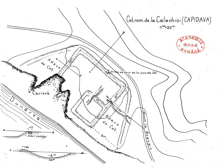 Capidava (Arhiva Polonic - Capidava 188)
